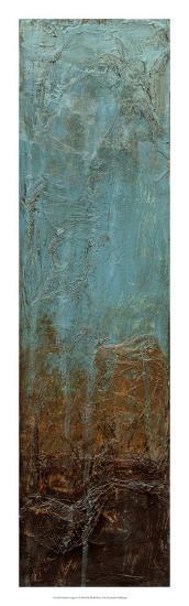 Oxidized Copper V-Jennifer Goldberger-Premium Giclee Print