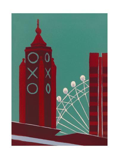 Oxo-Jennie Ing-Giclee Print