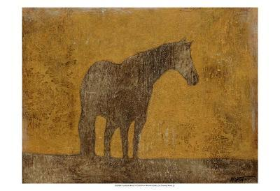 Oxydized Horse I-Norman Wyatt Jr^-Art Print
