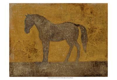 Oxydized Horse II-Norman Wyatt Jr^-Art Print