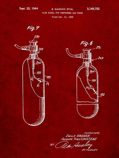Oxygen Tank-Cole Borders-Art Print