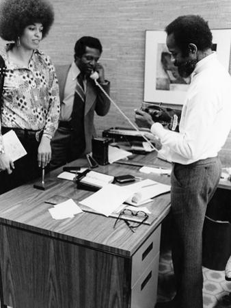 Angela Davis - 1973