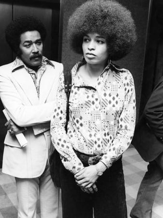 Angela Davis 1973