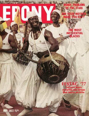 Ebony May 1977
