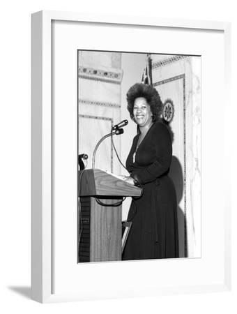 Toni Morrison, 1977