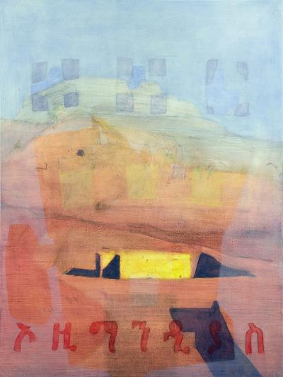 Ozymandias, 1997-Charlie Millar-Giclee Print