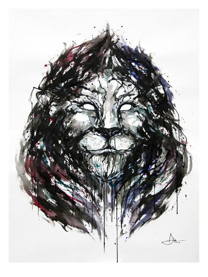 Ozymandius-Marc Allante-Art Print