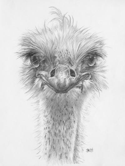 Ozzy-Barbara Keith-Giclee Print