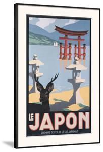 Le Japon by P^ Erwin Brown