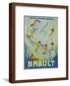 Source Brault Poster by P.H. Noyer