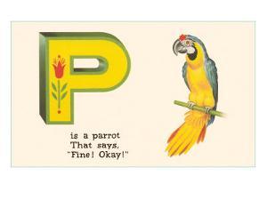 P is a Parrot