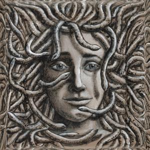 Medusa, 2018 by P.J. Crook