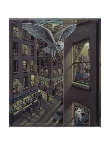 Nocturne, 2012 by P.J. Crook
