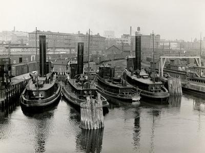 New Haven Railway Tugs, Harlem River