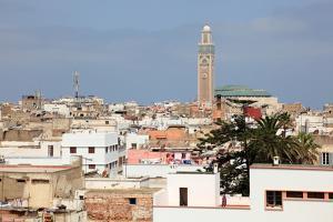 City of Casablanca, Morocco by p.lange