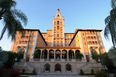 Historic Biltmore Hotel in Coral Gables, Miami