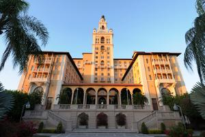 Historic Biltmore Hotel in Coral Gables, Miami by p.lange