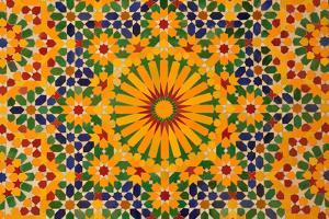 Oriental Mosaic Decoration by p.lange