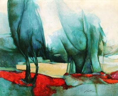 p - Les grands arbres-Claude Gaveau-Premium Edition