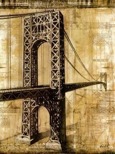 George Washington Bridge by P. Moss