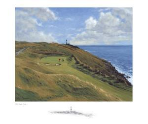 16th At Old Head Kinsale by P. Munro
