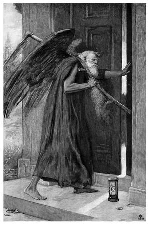 Death the Reaper, 1895