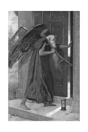 'Death the Reaper', 1896