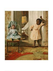 Fascination, 1902 by P. Peres