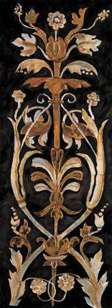 Classic Scroll I by P. Segovia