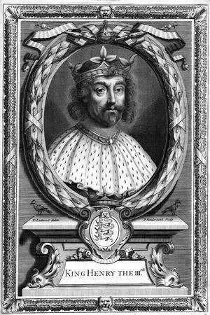 King Henry III of England
