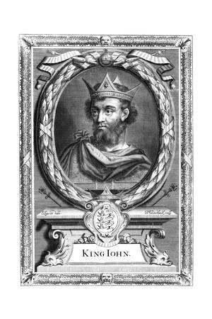 King John of England, C17th Century