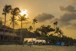 Beach Bar, Bo Phut Beach, Island Ko Samui, Thailand, Asia by P. Widmann
