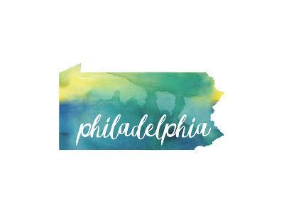 PA Philadelphia--Art Print