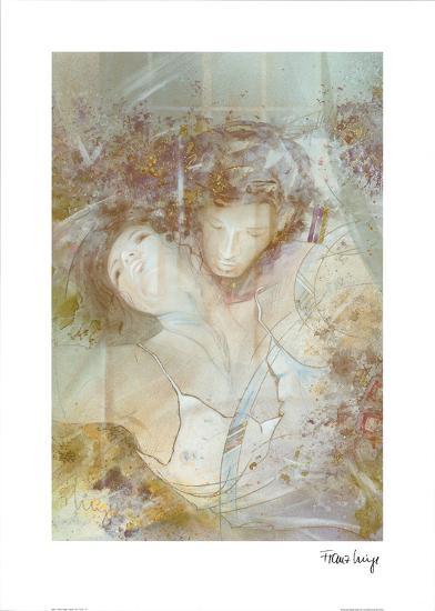 Paare I-Franz Heigl-Art Print