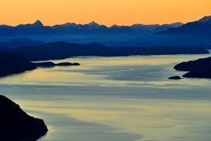 Nahuel Huapi Lake, San Carlos De Bariloche, Rio Negro Province, Patagonia, Argentina, South America by Pablo Cersosimo