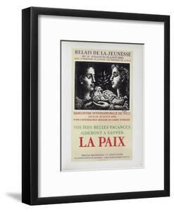 AF 1950 - Relai de jeunesse by Pablo Picasso