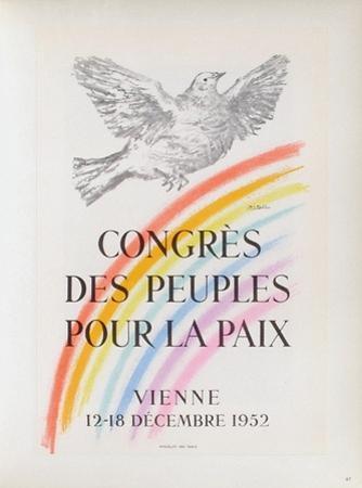 AF 1952 - Congrès des Peuples pour la Paix