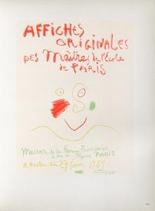 AF 1959 - Affiches originales by Pablo Picasso