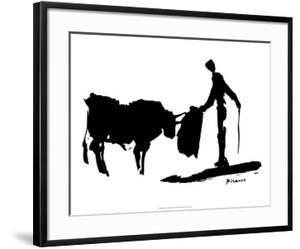 Bullfight II by Pablo Picasso