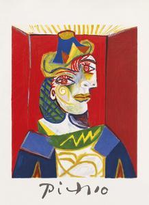 Buste de Femme by Pablo Picasso