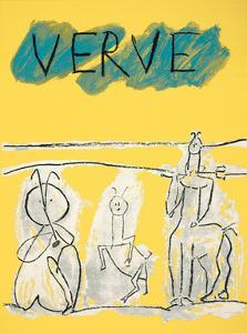 Cover For Verve, c.1951 by Pablo Picasso