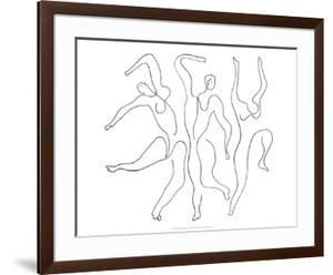 Etude pour Mercure, c.1924 by Pablo Picasso