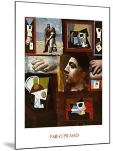 Etudes by Pablo Picasso