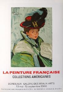 Expo 66 - Galerie des Beaux-Arts Bordeaux by Pablo Picasso