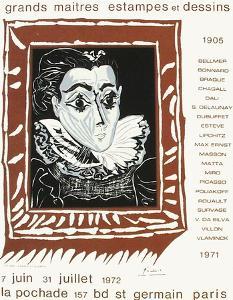 Expo 71 - Galerie La Pochade by Pablo Picasso