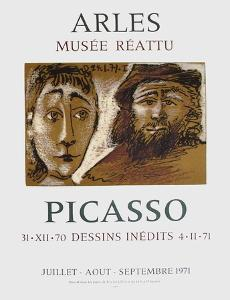 Expo 71 - Musée Réattu II by Pablo Picasso