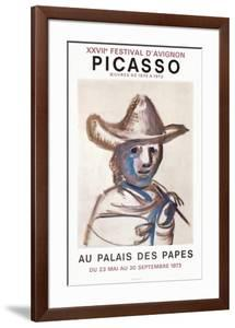 Expo 73 - Palais des Papes by Pablo Picasso