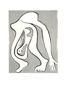 Femme Acrobate by Pablo Picasso