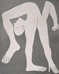 L'acrobate (The Acrobat) by Pablo Picasso