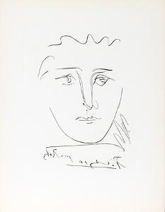 L'Age de Soleil (Pour Roby) by Pablo Picasso